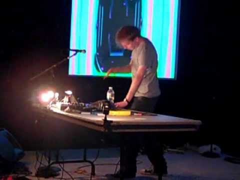 4-mat - Live at Blip Festival 2011 - New York - EyeBeam