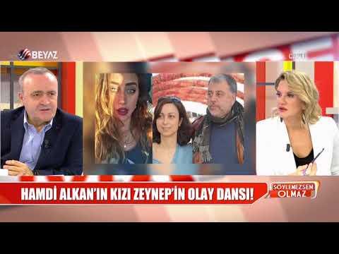 Hamdi Alkan'ın kızının videosu olay oldu!