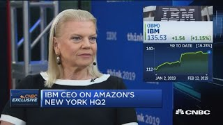 IBM Chairman and CEO Ginni Rometty on artificial intelligence