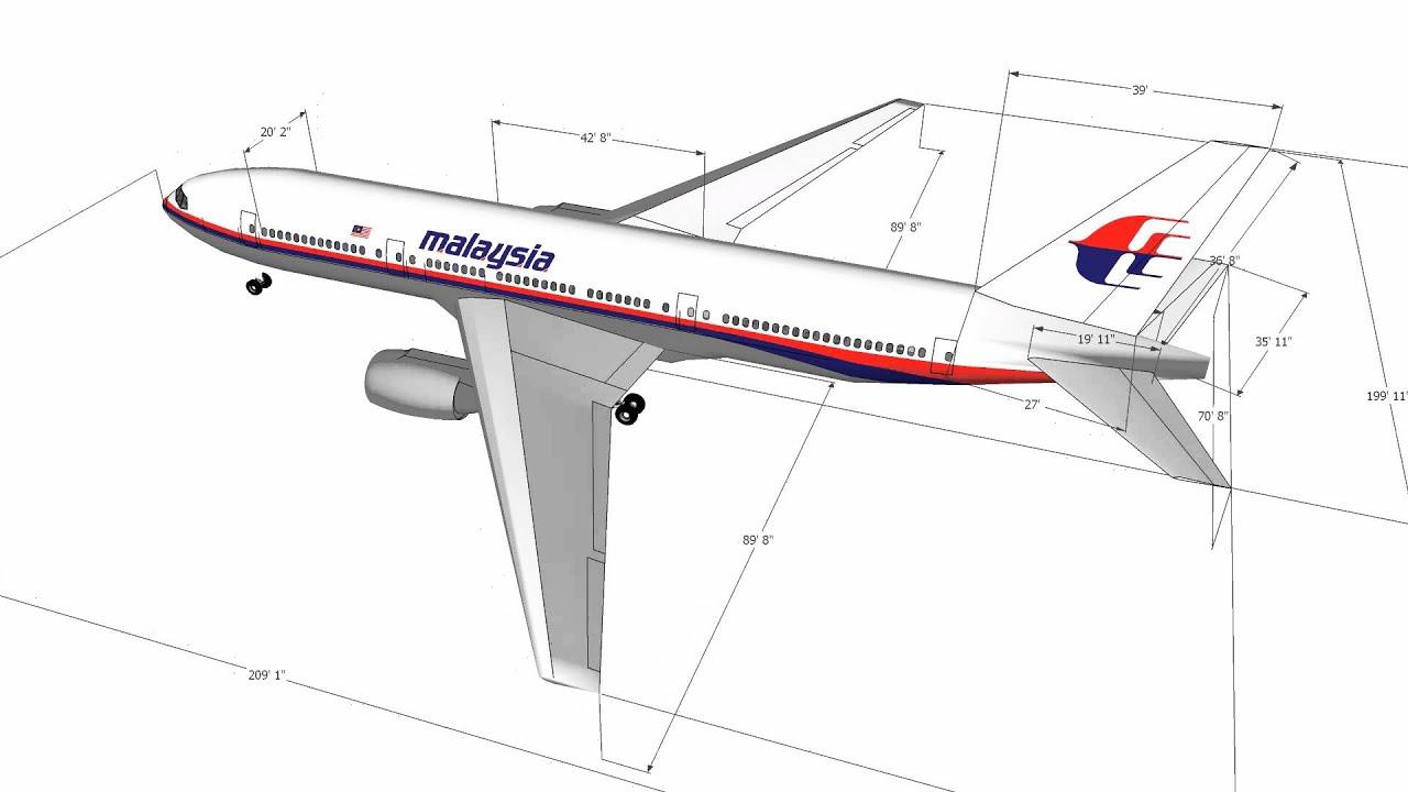 Схема боинга 777 300