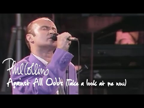 Phil Collins - Against All Odds (take A Look At Me Now) video