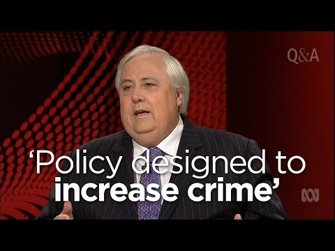 Budget measures not about helping people: Palmer
