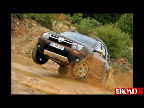 Dacia Duster im OFF ROAD Härtetest