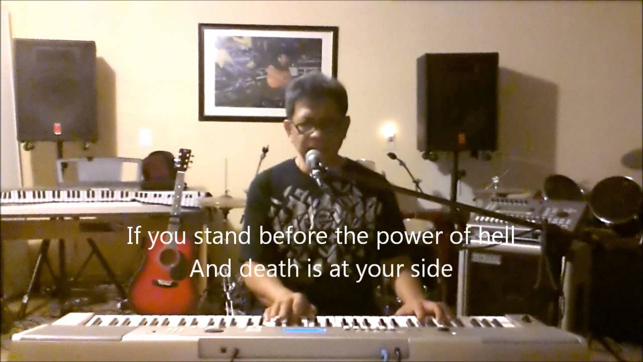 how to play not afraid on keyboard