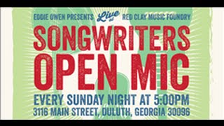 Video Songwriters Open Mic hosted by
