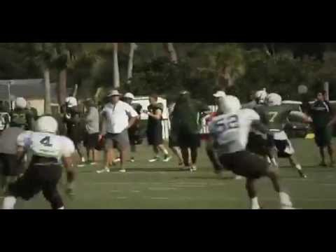 USF Football 2012 (Welcome To Vero Beach)