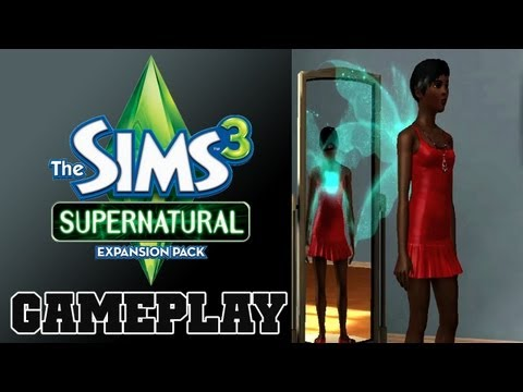 COTV - The Sims 3 Supernatural FAIRY Character Creation