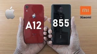 Snapdragon 855 Vs Apple A12 Speed Test