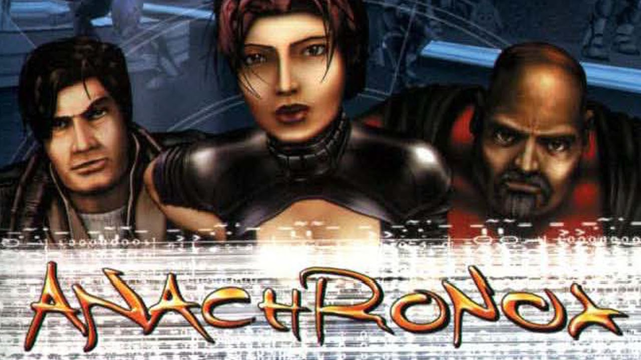 Taking a look at Anachronox, a quirky sci-fi role playing game released in