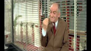 Louis de Funès - Oscar (1967) - Go crazy (REPLAY)