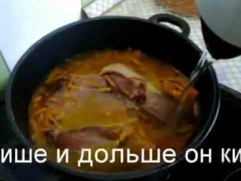 Как приготовить узбекский плов