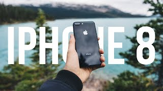 iPhone 8: A Photographer's Review
