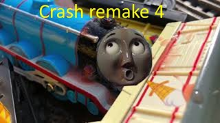 Tomy/trackmaster Thomas and friends Crash remake 4