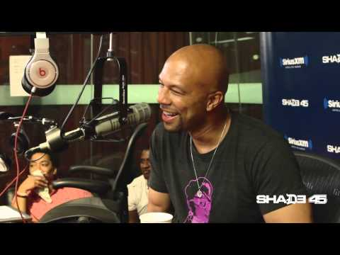 Common vs DJ Whoo Kid: Talks Justin Bieber Using The N-Word, Squashing Drake Beef, 'Nobody's Smiling' Album, Andre 3000, Acting & More [Video]