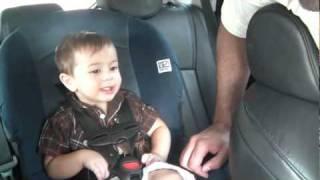 Como acalmar um bebê?