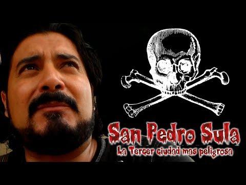 San Pedro Sula, una de las ciudades mas peligrosa del mundo