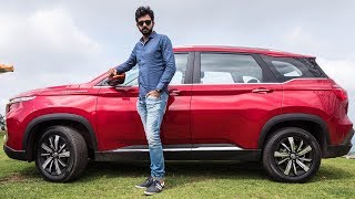 MG Hector - Comfy & Spacious, Feature Loaded SUV | Faisal Khan