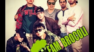 TEAM BROCOLI - TRAP - HOTSPANISH VLOGS - Dano Navarro - RAP ZACATECAS