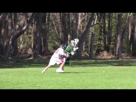 Cameron Ecker #9 Lacrosse Highlights. Brooks School - 06/06/2010