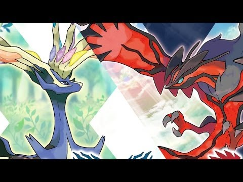 CGR Undertow - POKÉMON X and Y review for Nintendo 3DS Part 1