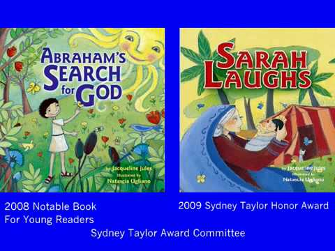 Bible Stories for Young Readers--Book Trailer