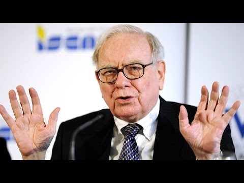 Warren Buffet Warns Elizabeth Warren