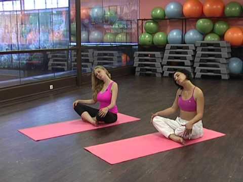 Упражнения, которые помогут избавиться от боли в шее