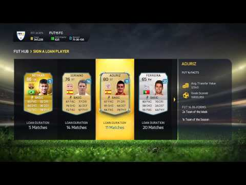 FIFA 15 Ultimate Team EVERYTHING YOU NEED TO KNOW   FUT