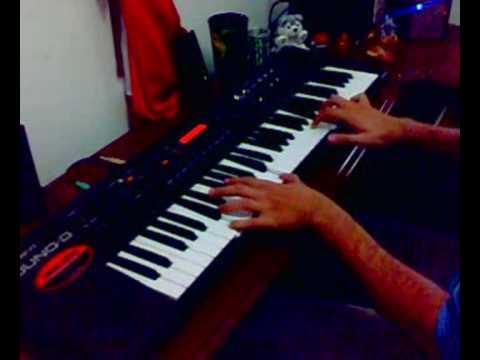 Blind Guardian - Nightfall (Piano)