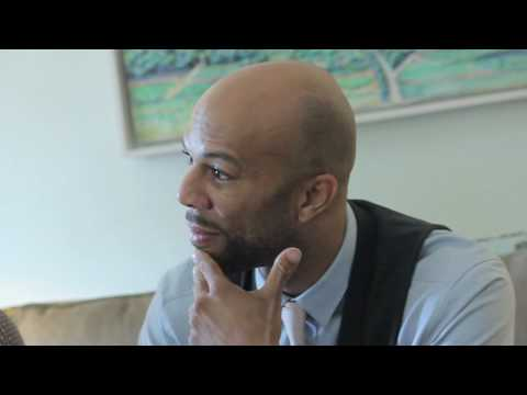 Common Speaks On What Drives Him And His New Movie Just Wright video