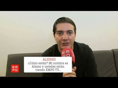 Alesso Ciudad de Mxico 2013