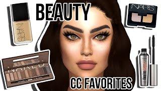 Sims 4 Cc Beauty Faves 3  Glowkits Matte Lipcolors Eyelashes  More