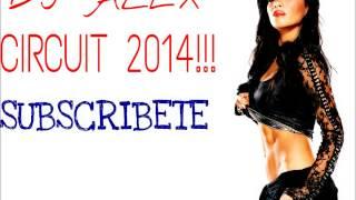 DJ ALEX CIRCUIT 2014!!!