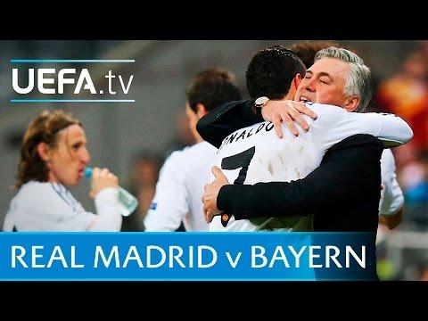 Real Madrid v Bayern highlights: 2013/14 UEFA Champions League semi-final thumbnail