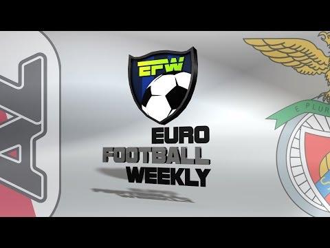 AZ Alkmaar vs Benfica (0-1) 03.04.14   Europa League Match Preview 2014