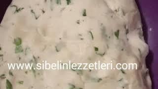 Maydanozlu Sirkeli Poğaça Tarifi