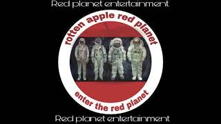 ROTTEN APPLE RED PLANET- 10 thot commandments - dotman, onasis