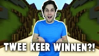 TWEE KEER EERSTE IN BUILD BATTLE?!