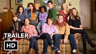 Roseanne (ABC) Official Trailer HD - Roseanne Season 10 Trailer