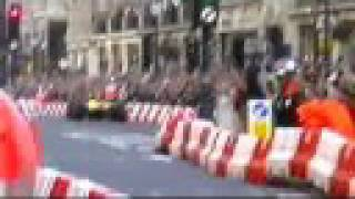 F1 London Street Demonstration 2004