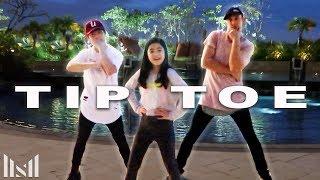 download lagu Tip Toe - Jason Derulo Dance Ft Ranz & gratis