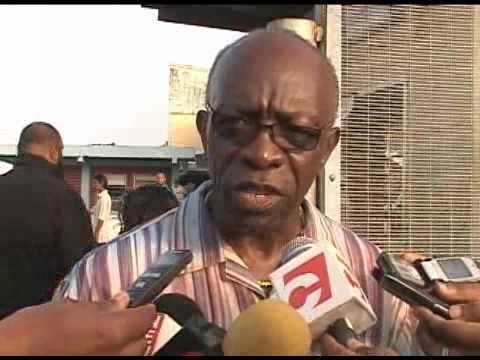 Jack Warner speaks about his voting experience.flv