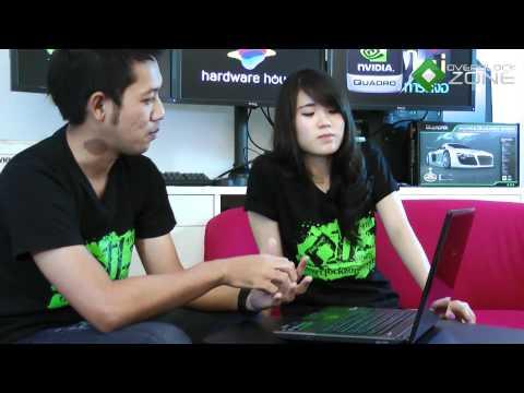 OverclockZone TV EP.103 ASUS Notebook K43TK-VX007D (HD)
