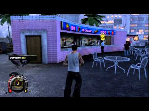 Sleeping Dogs: Favor - Impress Not-ping - Spy Cam Cheat - Htg video