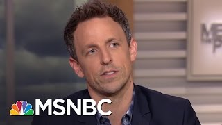 Download Seth Meyers Offers 'Sincerest Apologies' For Trump | MTP Daily | MSNBC 3Gp Mp4