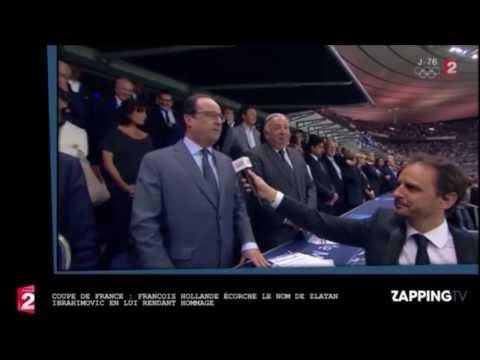 Ils éclate de Rire devant François Hollande ! [Parodie Ibrahimuch]