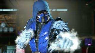 Injustice 2 Official Introducing Sub-Zero Trailer