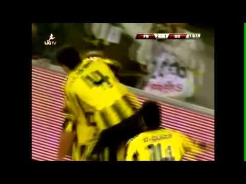 Goles de Diego Lugano!
