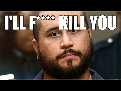 George Zimmerman Threatens to Kill a Man in Road Rage