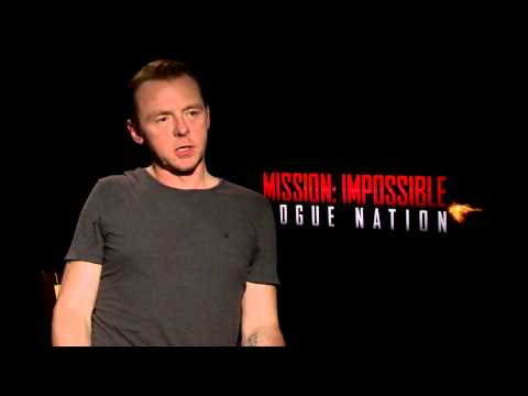 Mission: Impossible: Rogue Nation: Simon Pegg